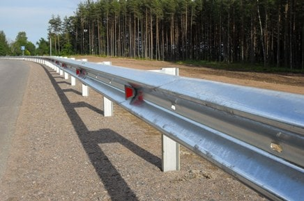 Road safety barriers